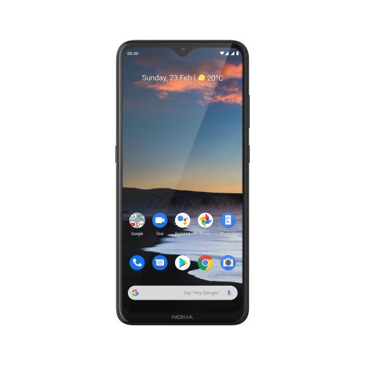 Das Nokia 5.3 hat ein 6,55 Zoll großes Display. (Bild: HMD Global)
