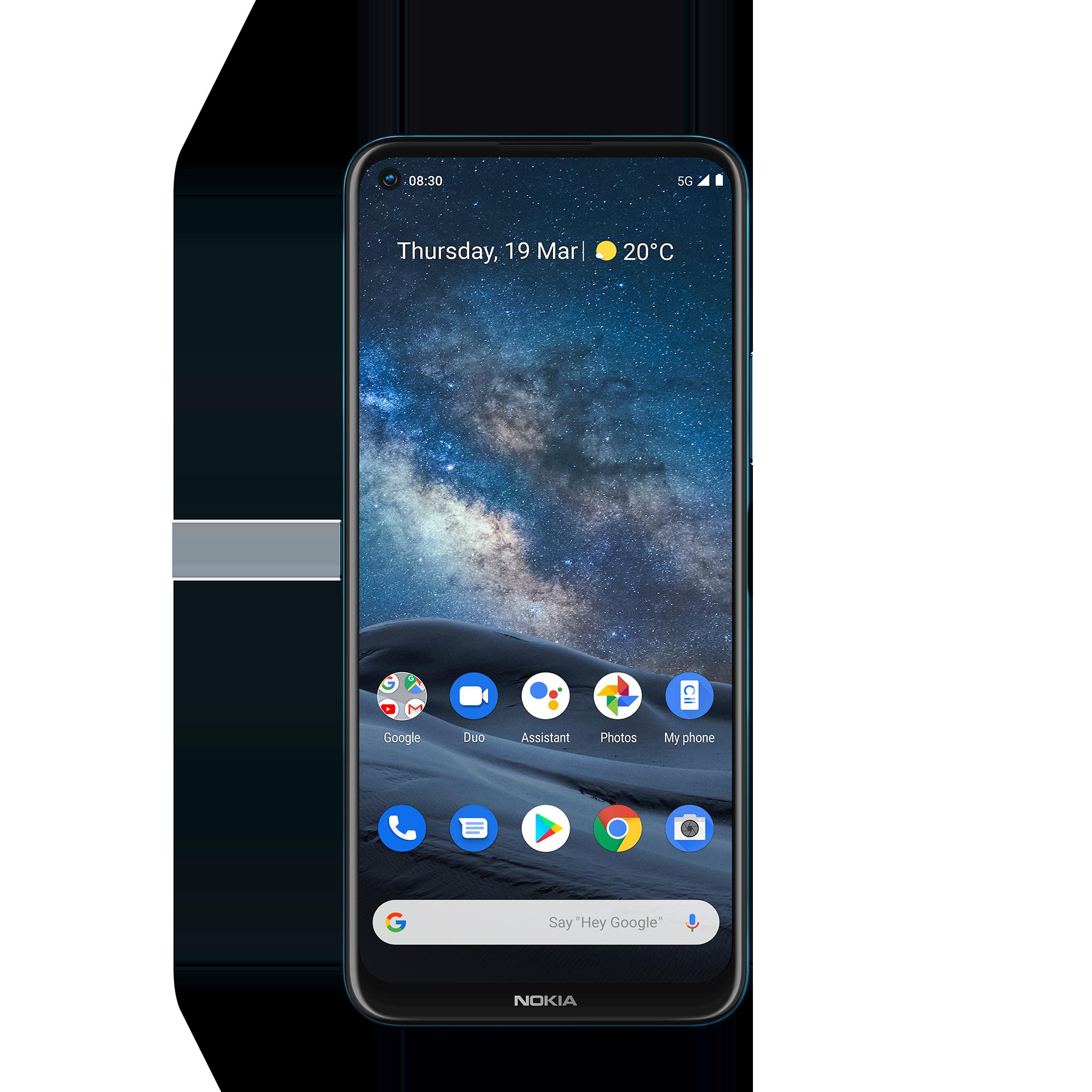 Smartphone: Neues Nokia 8.3 kommt mit 5G für 650 Euro -