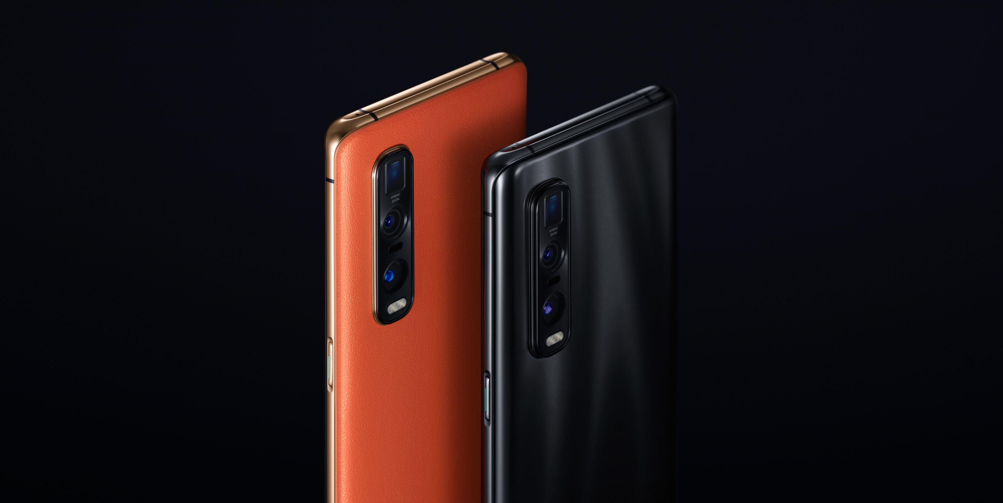 Find X2 Pro: Oppos 5G-Smartphone mit Periskoptele kostet 1.200 Euro - Das Find X2 Pro ist das besser ausgestattete der zwei neuen Oppo-Smartphones. (Bild: Oppo)
