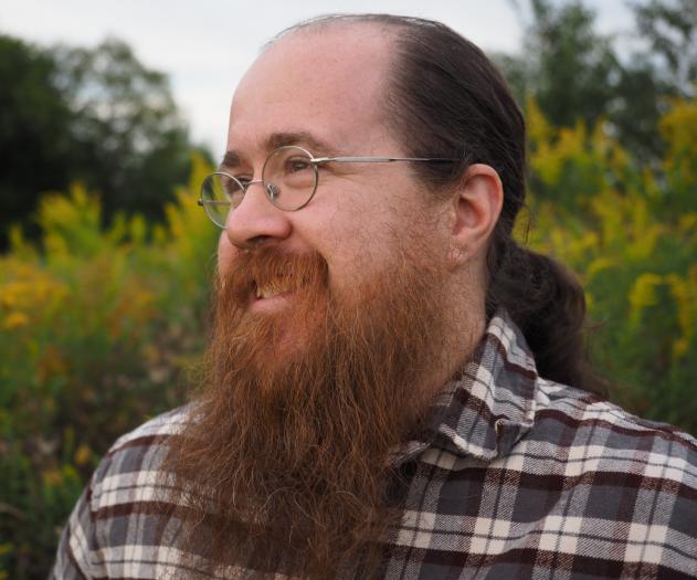 Brian Bucklew, Chefentwickler von Caves of Qud (Bild: Freehold Games)