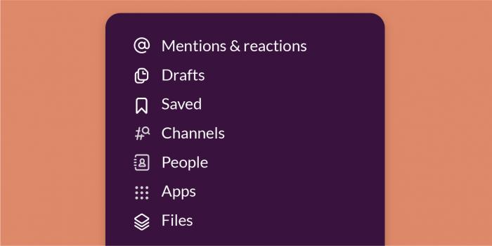 Slack überarbeitet die GUI. (Bild: Slack)