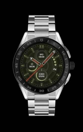 Die Smartwatch Connected von Tag Heuer (Bild: Tag Heuer)