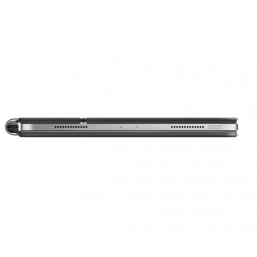 Das Magic Keyboard ist nicht nur teuer, es macht das iPad auch ziemlich dick. (Bild: Apple)