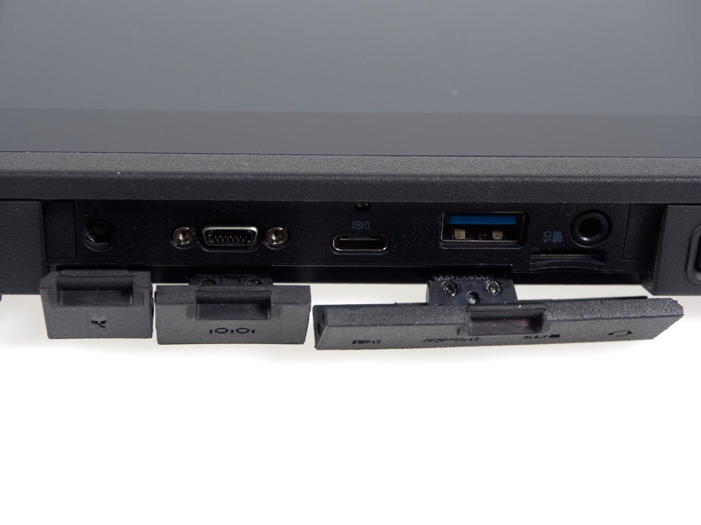Dell Latitude 7220 im Test: Das Rugged-Tablet für die Zombieapokalypse - Dell Latitude 7220 (Bild: Daniel Pook/Golem.de)