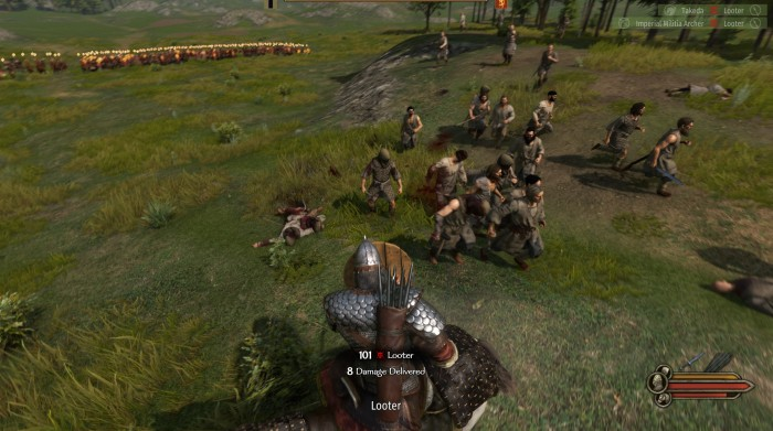 Mount and Blade 2: Bannerlord (Bild: Taleworlds/Screenshot: Golem.de)