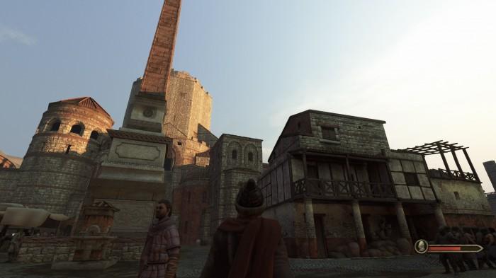 Mount and Blade 2: Bannerlord (Bild: Taleworlds/Screenshot: Golem.de)