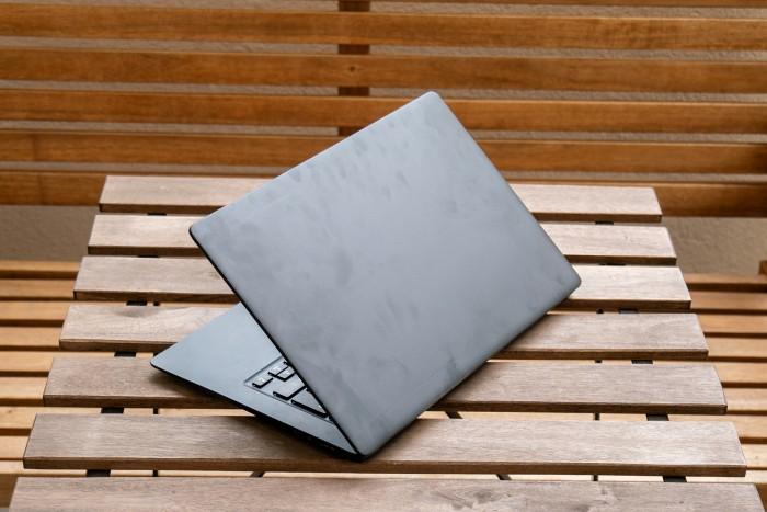 Pinebook Pro von Pine64 (Bild: Golem.de)