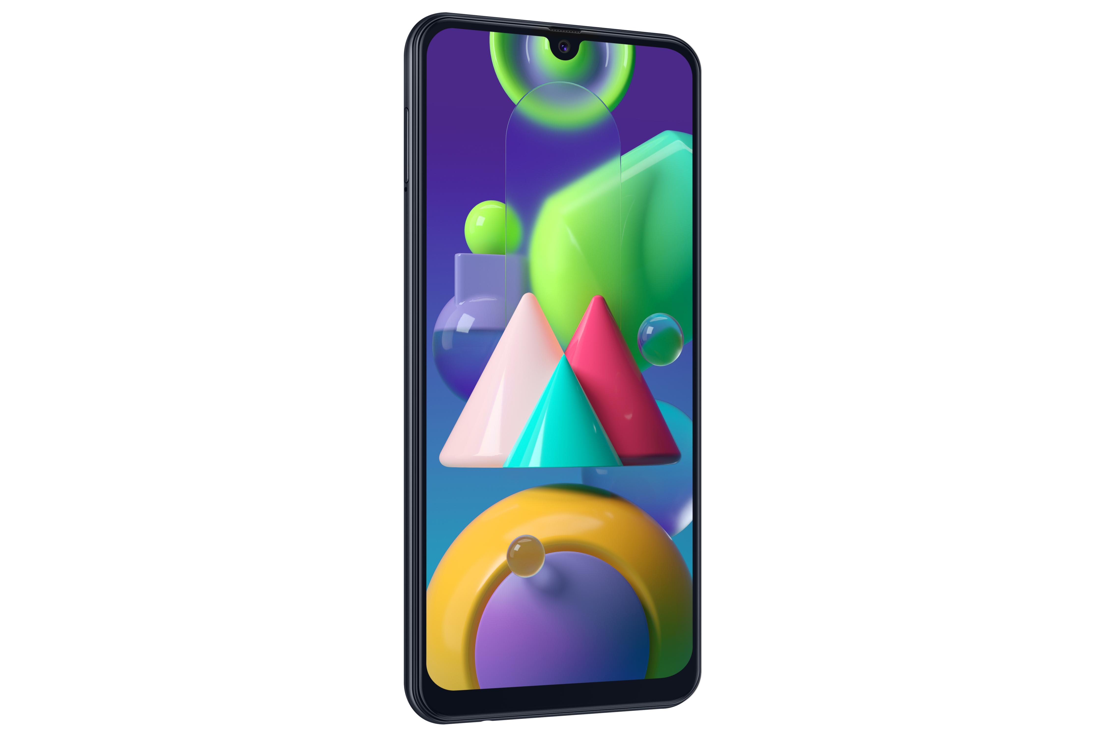 Galaxy M21: Neues Samsung-Smartphone mit Riesenakku kostet 220 Euro - Im Inneren arbeitet ein Exynos-Mittelklasse-SoC. (Bild: Samsung)