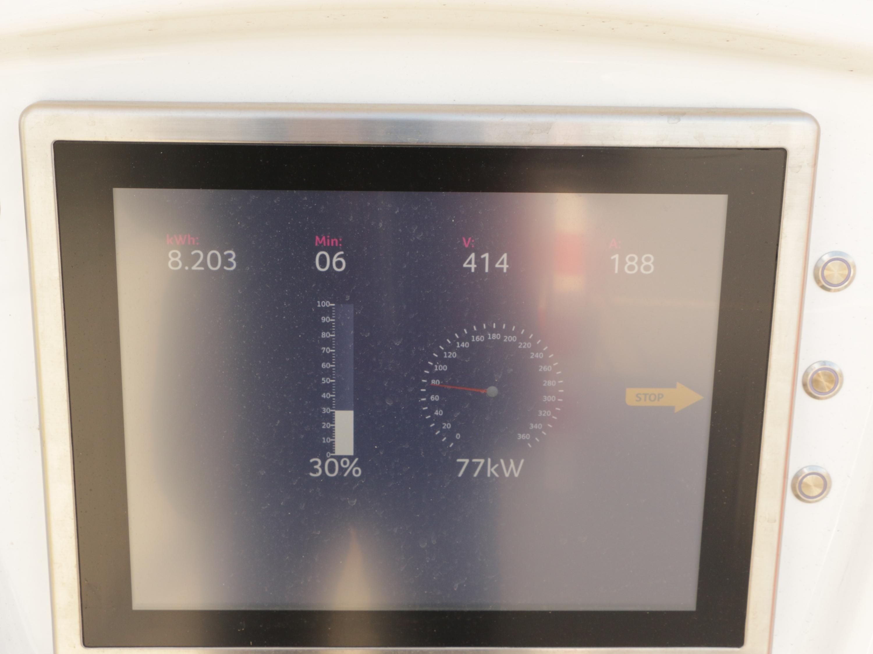 Corsa-e Probe gefahren: Ein kleiner Flitzer soll die Masse elektrifizieren - Doch die Ladekurve geht schnell nach unten. (Foto: Friedhelm Greis/Golem.de)