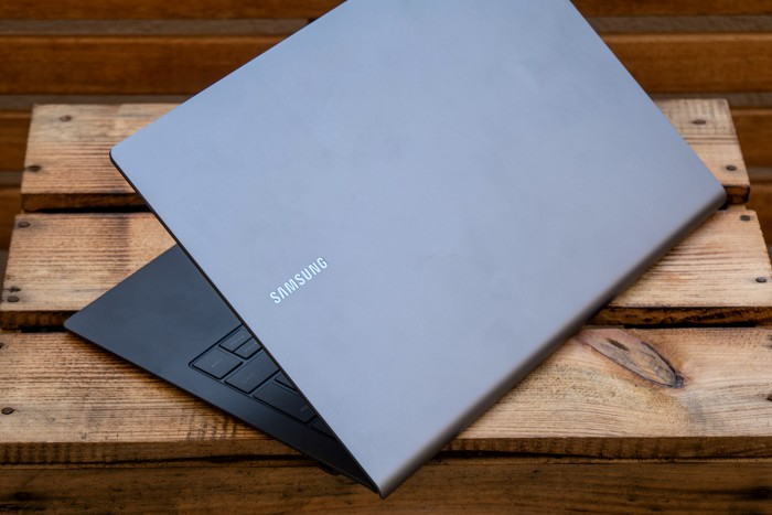 Galaxy Book S von Samsung (Bild: Marc Sauter/Golem.de)