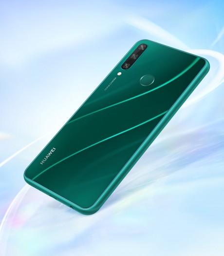 Das Y6p von Huawei (Bild: Huawei)