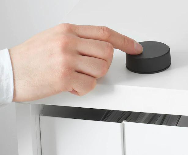 Symfonisk-Fernbedienung für Sonos- und Symfonisk-Lautsprecher (Bild: Ikea)