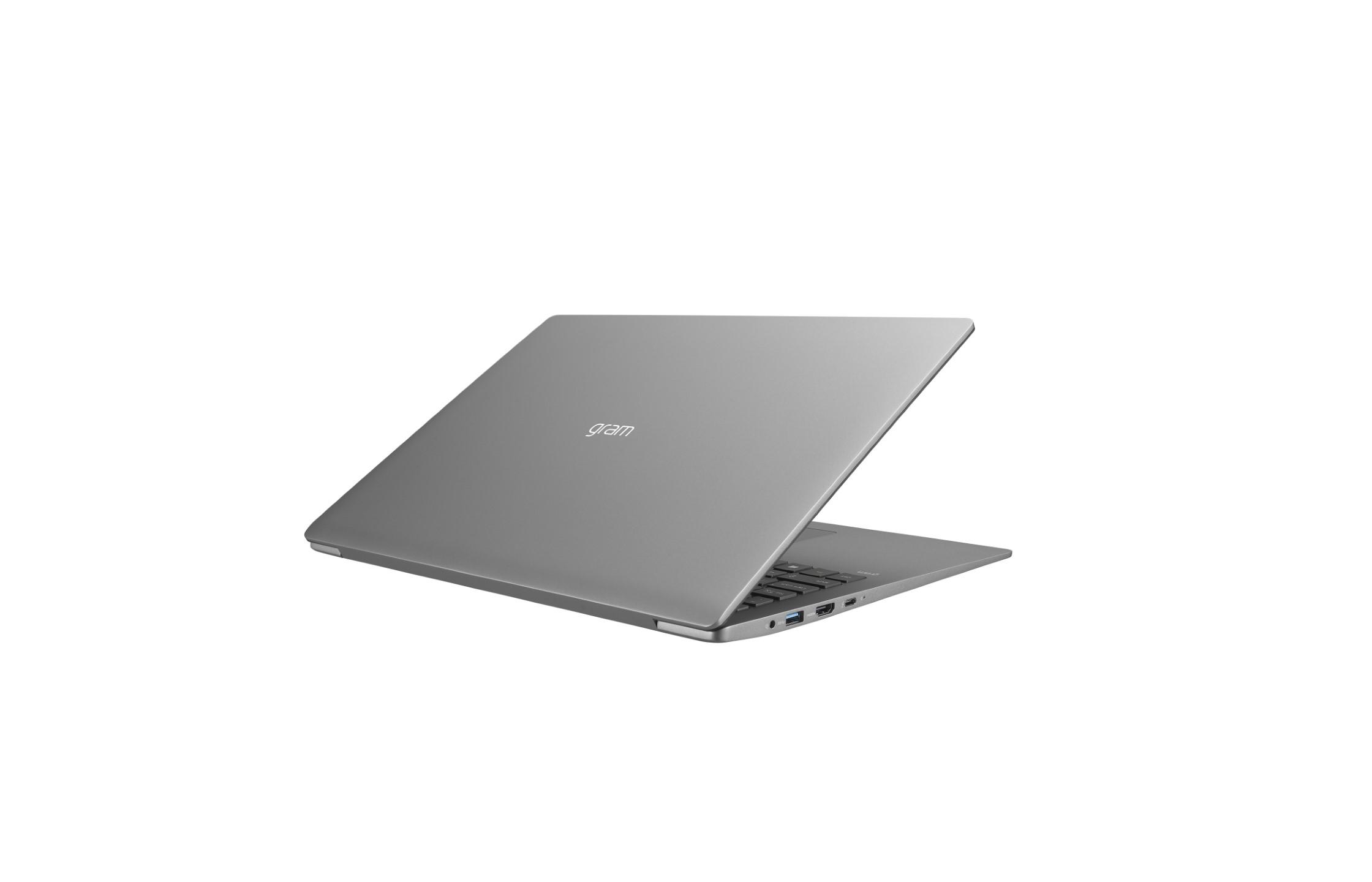 LG Gram: LGs Ein-Kilogramm-Notebook kommt nach Deutschland - LG Gram 17Z90B (Bild: LG)