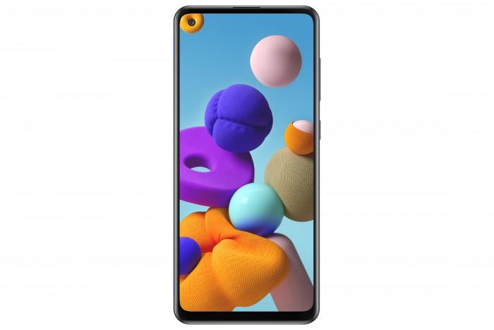 Das Galaxy A21s von Samsung (Bild: Samsung)