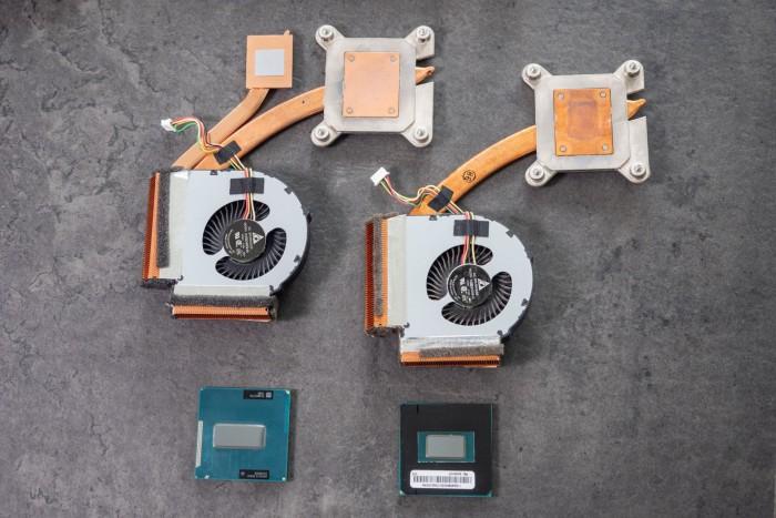 Mehr Kerne, mehr Wärme, mehr Kühler. (Bild: Martin Wolf/Golem.de)