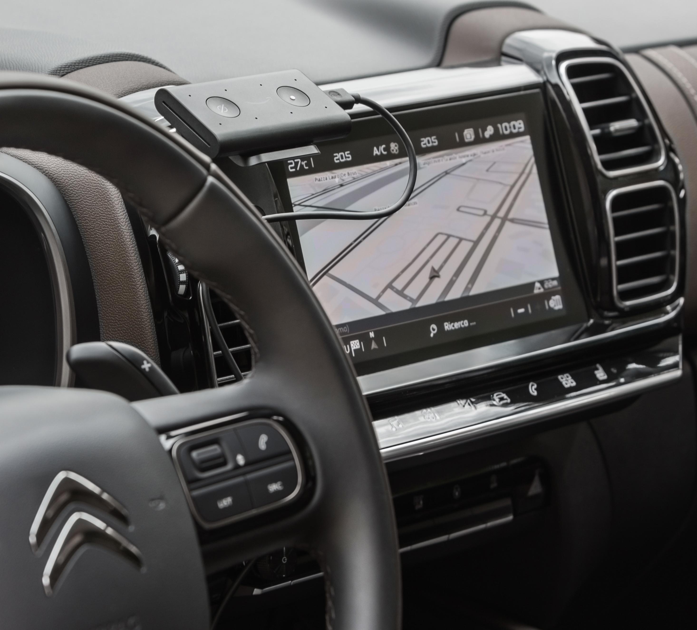 Echo Auto: Amazon bringt Alexa für 60 Euro ins Auto - Echo Auto (Bild: Amazon)