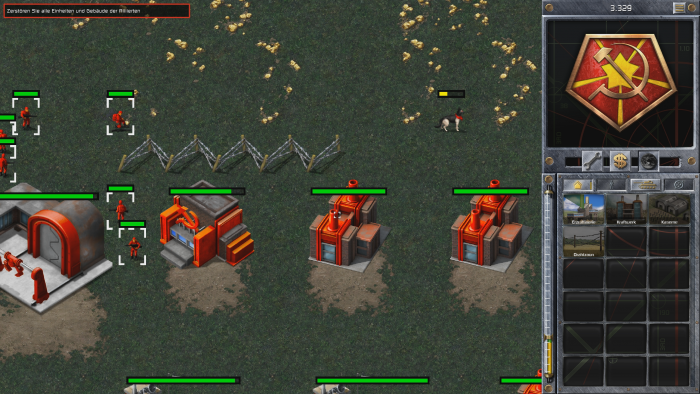 Command and Conquer: Remastered Edtition (Bild: Petroglyph/Screenshot: Golem.de)