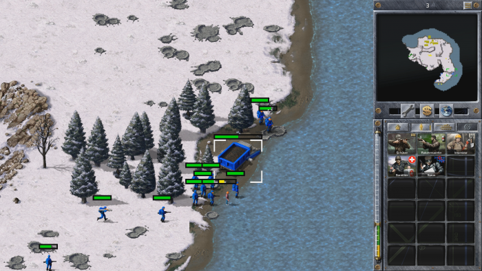 Command and Conquer: Remastered Edtition (Bild: Petroglyph/Screenshot: Golem.de)