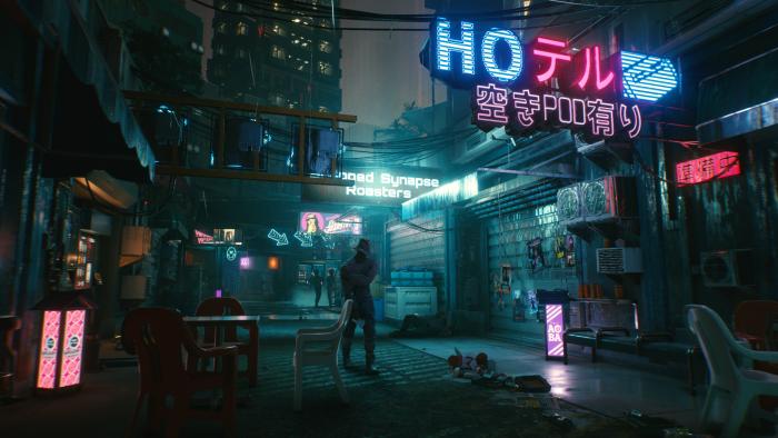 Artwork von Cyberpunk 2077 (Bild: CD Projekt Red)