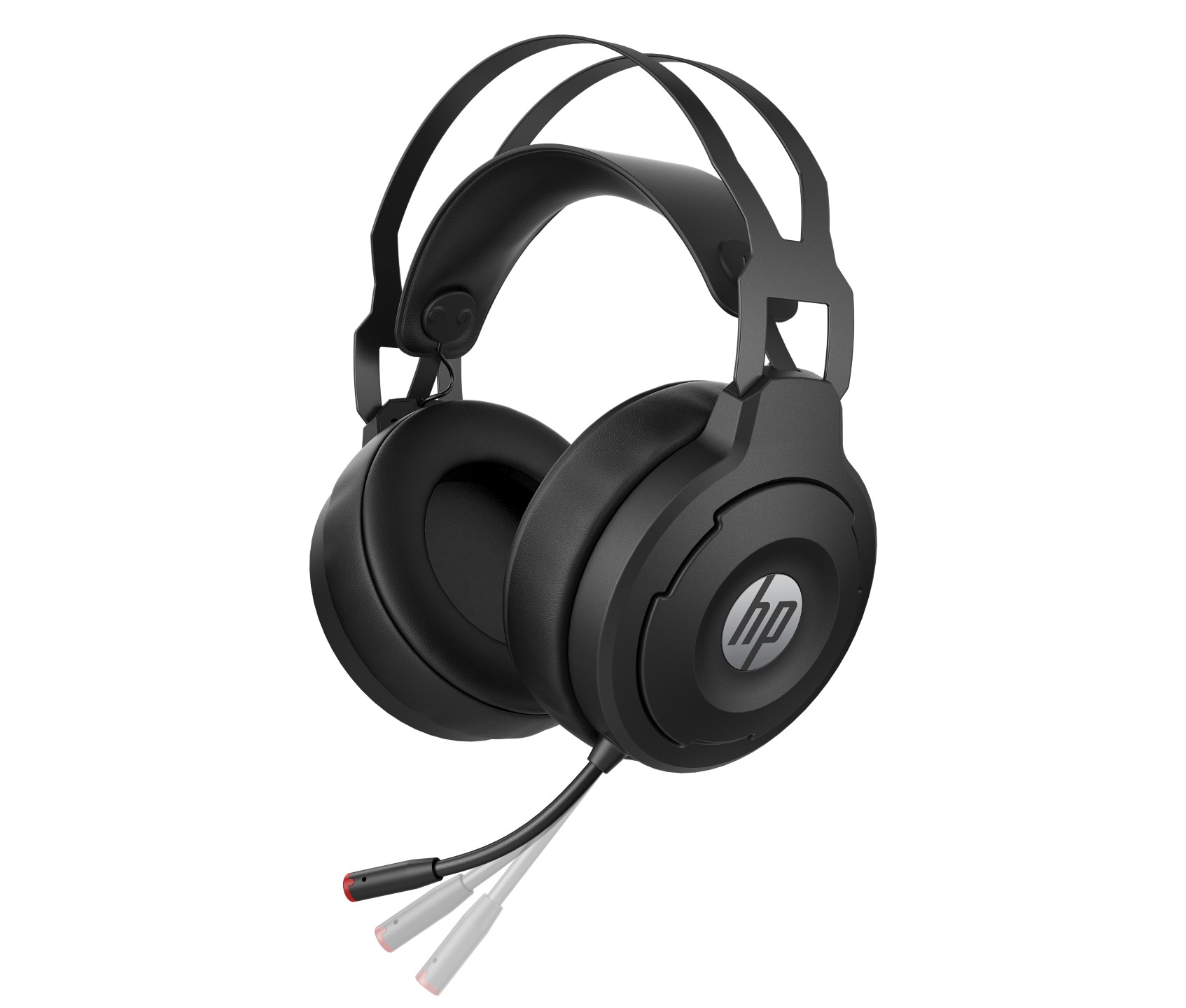Zubehör: HP bringt neue Headsets, Lautsprecher und Ohrstöpsel - HP Wireless Gaming Headset X1000 (Bild: HP)