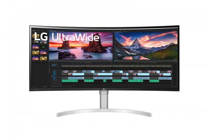 LG 38WN95C-W (Bild: LG)