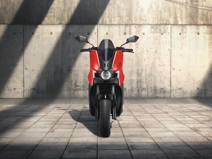 Mó eScooter 125 (Bild: Seat)