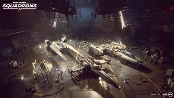 Star Wars Squadrons (Bild: EA)