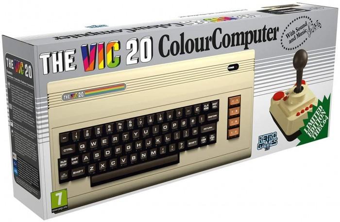 Der THEVIC20 von Retro Games ist ein Nachbau des Commodore Vic-20. (Bild: Retro Games)