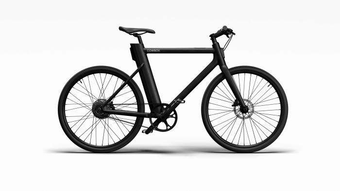 Das Cowboy 3 ist ein minimalistisches Pedelec für den Stadtverkehr. (Bild: Cowboy)
