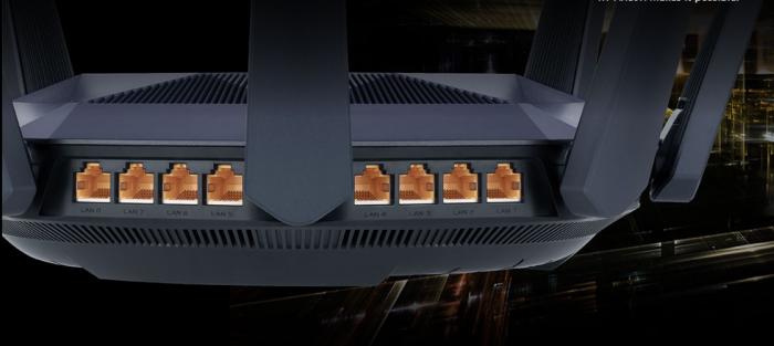 Asus RT-AX89X (Bild: Asus)<br>