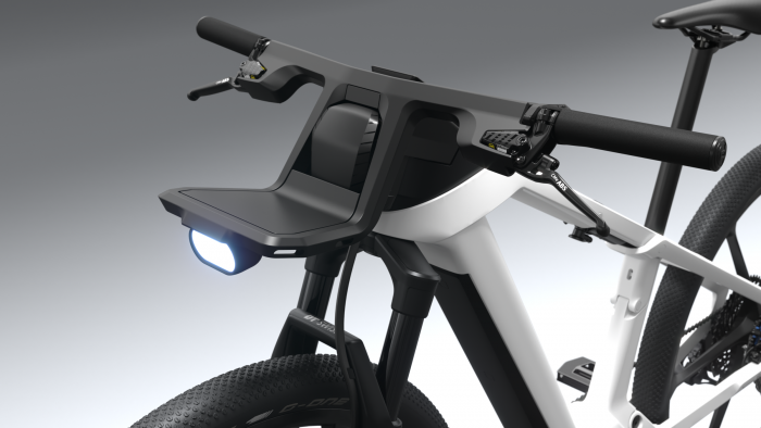 Bosch Ebike Design Vision (Bild: Bosch)