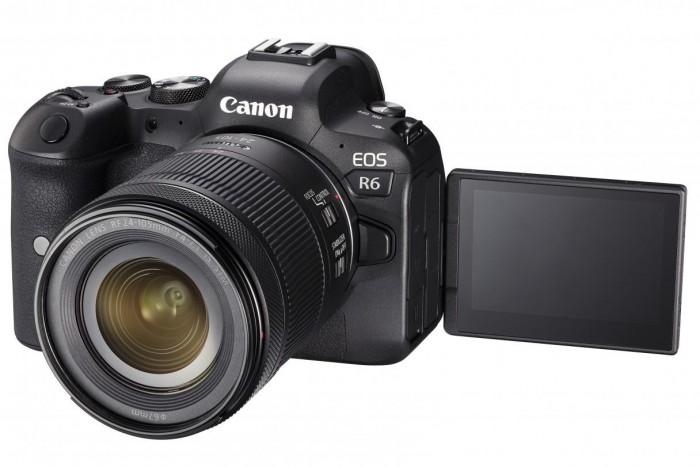 Canon EOS R6 (Bild: Canon)