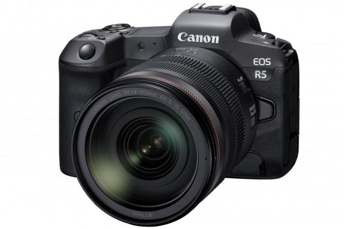 EOS R5 (Bild: Canon)