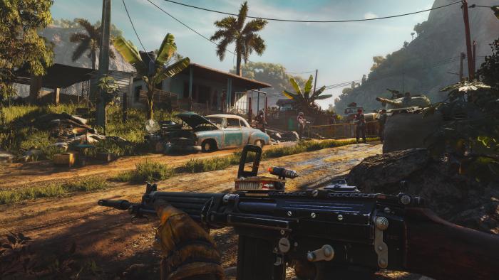 Artwork von Far Cry 6 (Bild: Ubisoft)