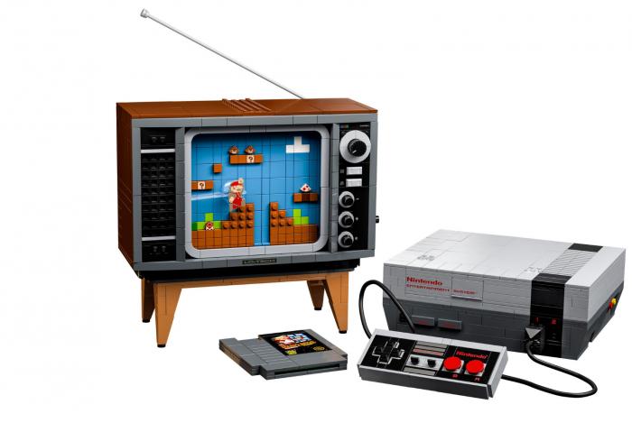 Lego Nintendo Entertainment System (Bild: Lego)