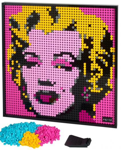 Lego Art (Bild: Lego)