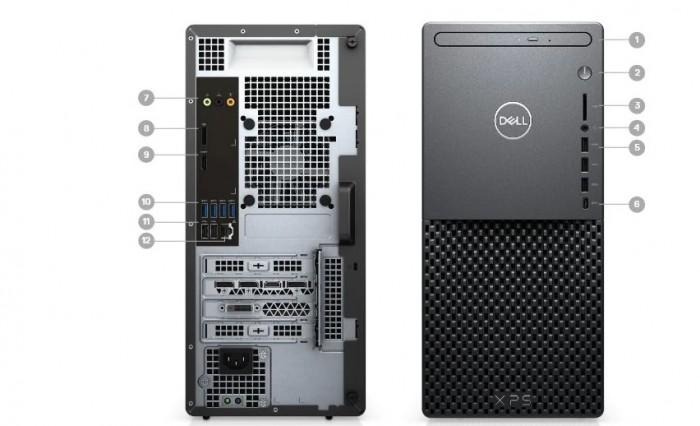 Dell New XPS Desktop (Bild: Dell)