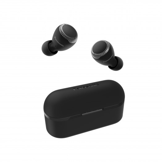 Bluetooth-Hörstöpsel RZ-S500W (Bild: Panasonic)