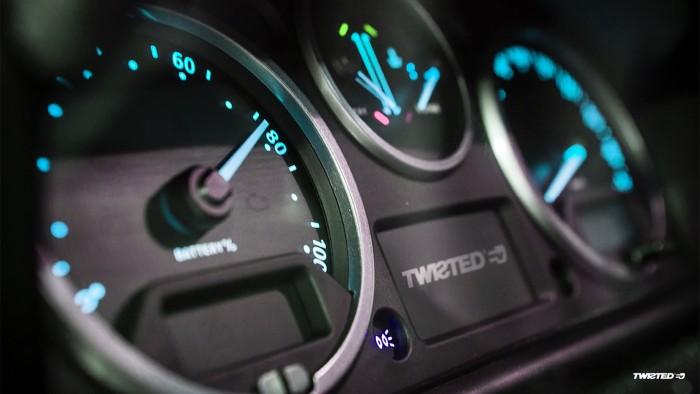 Twisted NAS-E (Bild: Twisted Automotive)