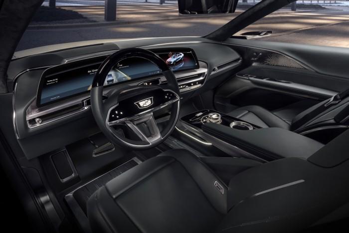 Cadillac Lyriq (Bild: GM)