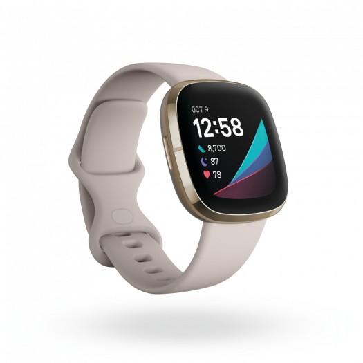Artwork der Fitbit Sense (Bild: Fitbit)