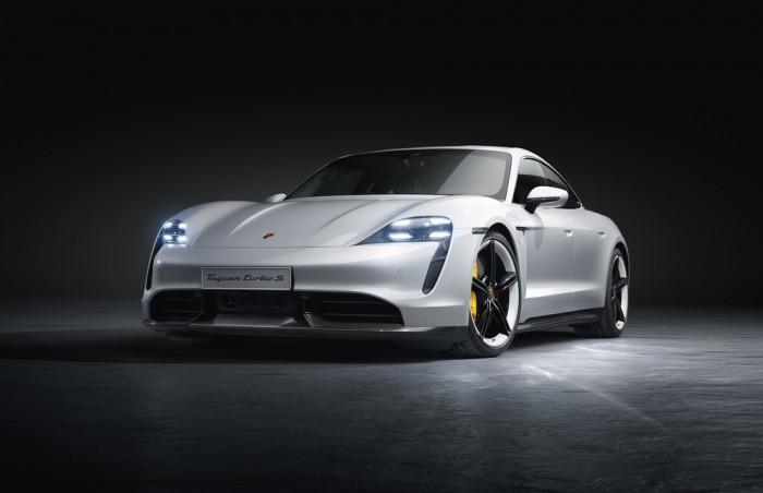 Porsche Taycan 2021 (Bild: Porsche)