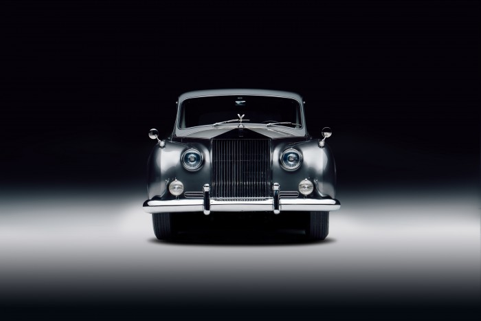 Rolls Royce Phantom (Bild: Lunaz)