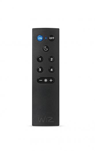 Fernbedienung für Wiz-WLAN-Lampen (Bild: Signify)