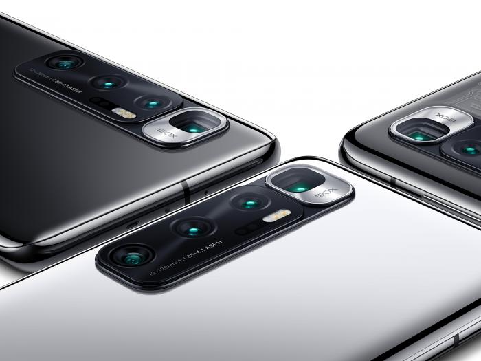 Das Mi 10 Ultra von Xiaomi (Bild: Xiaomi)