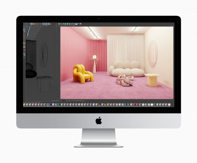 Apple iMac 2020 (Bild: Apple)