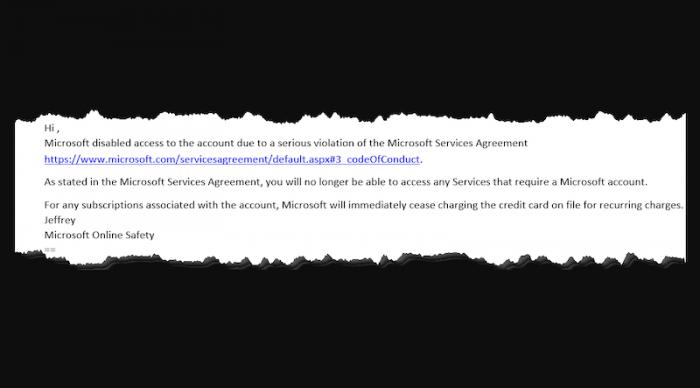 Einspruchserwiderung (Bild: Dr. Windows/Screenshot: Golem.de)