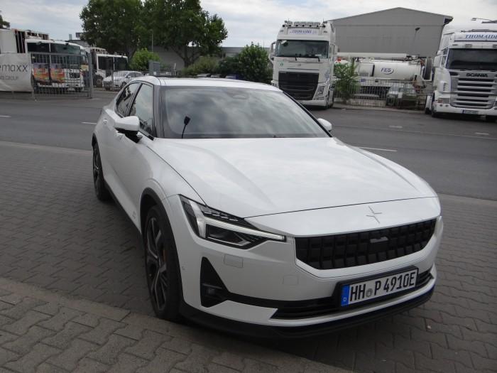Der Polestar 2 wird vom chinesisch-schwedischen Konzern Volvo/Geely produziert. (Foto: Björn Schäfer)