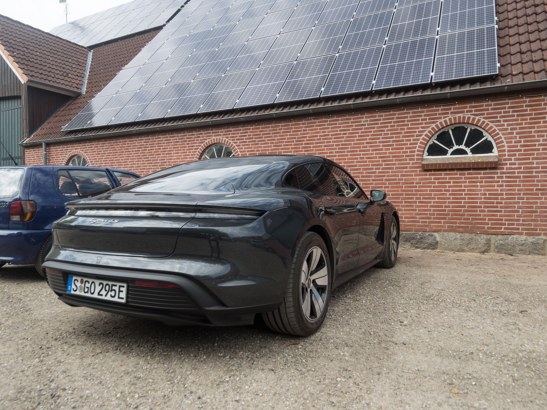 Test Porsche Taycan 4S: Dieses Auto ist Rock 'n' Roll -