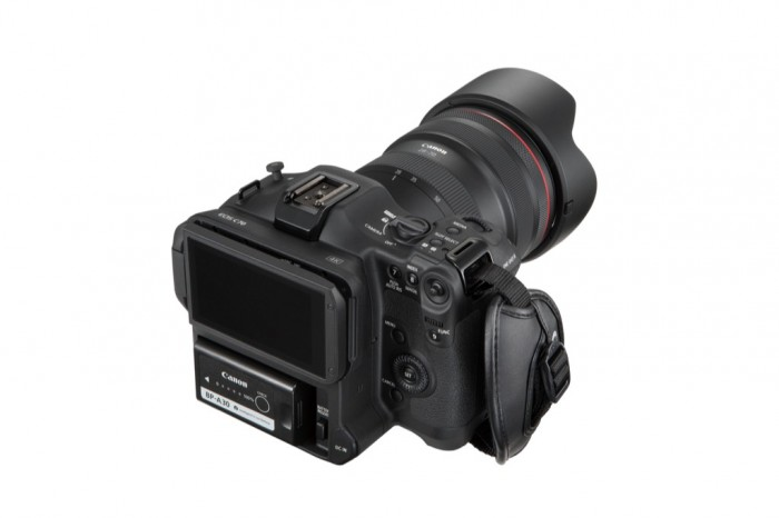 Canon EOS C70 (Bild: Canon)